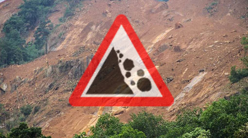 Landslide Warning